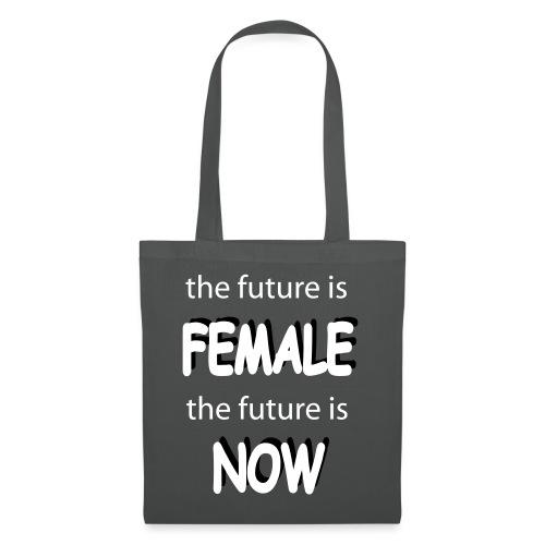 Future Female Now - Stoffbeutel