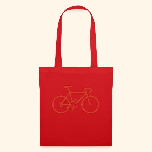 Rennrad, Race-Bike, Fahrrad - Stoffbeutel