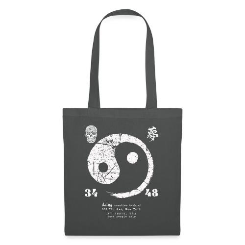 yin yang - Borsa di stoffa