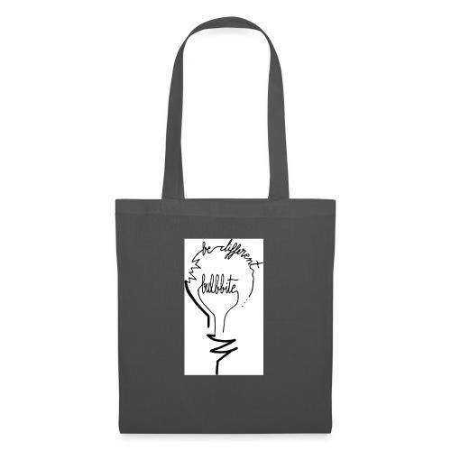 camiseta-original-chico-modelo-bulbbite-logo-bulb- - Bolsa de tela