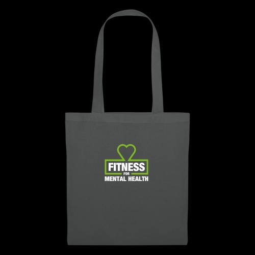 Fitness for Mental Health - Tote Bag