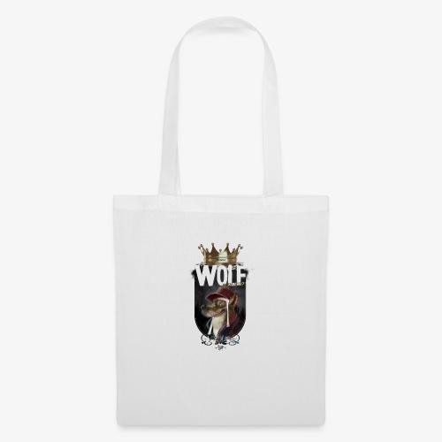 wolf - Bolsa de tela