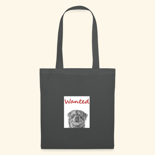 WANTED Rottweiler - Tote Bag