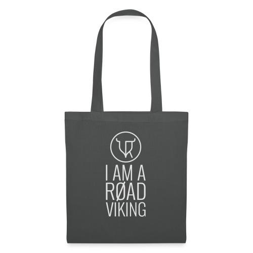Road Vikings - security jacket - text - Tote Bag