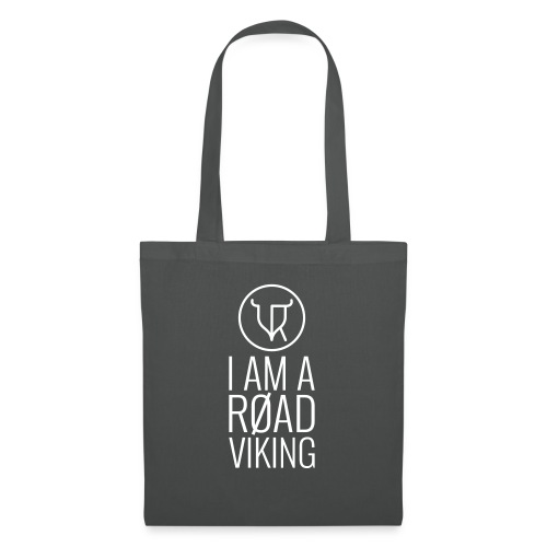 Road Vikings - security jacket - text - Tote Bag