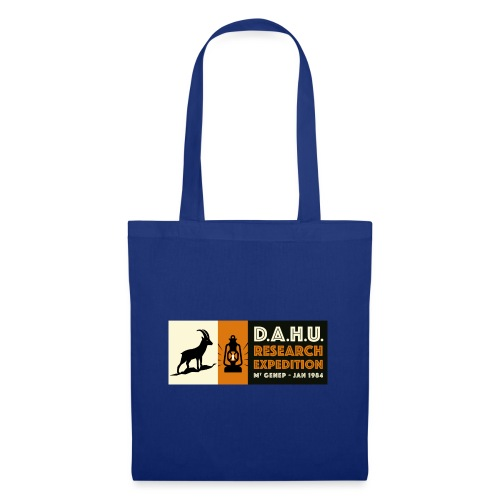 Expedition Chasse au Dahu - Tote Bag