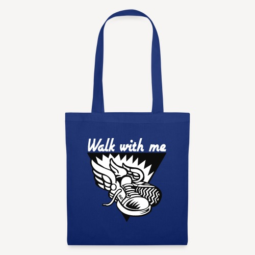 WALK WITH ME - Tote Bag
