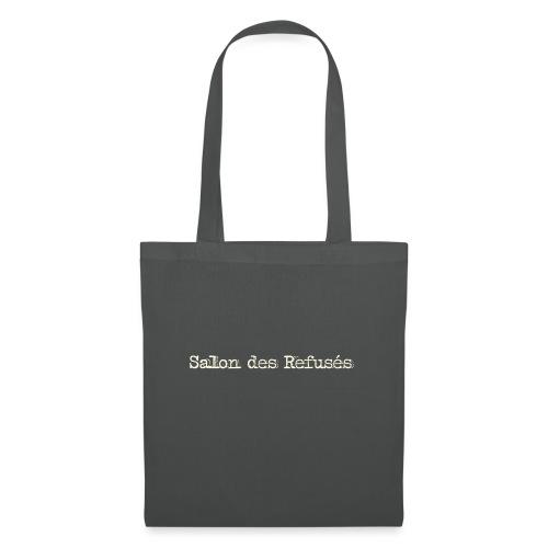 SalonDesRefuses - Cream Text - Tote Bag