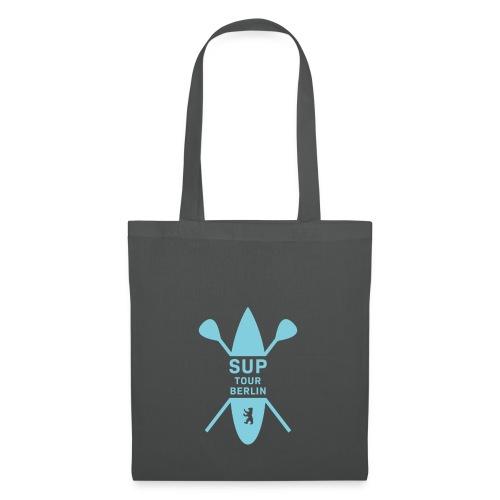 SUP TOUR BERLIN - Blue Logo - Stoffbeutel