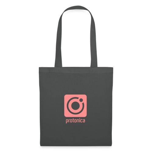 Protonica Logo Square - Tote Bag
