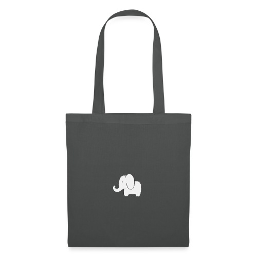 Little white elephant - Tote Bag