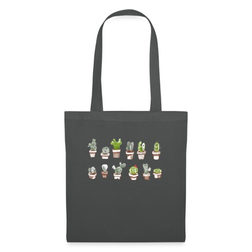 Cactus Family - Tote Bag