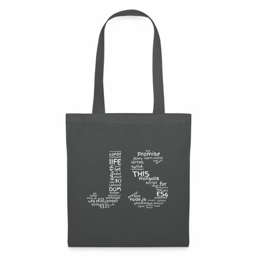 JS CLOUD biały - Torba materiałowa