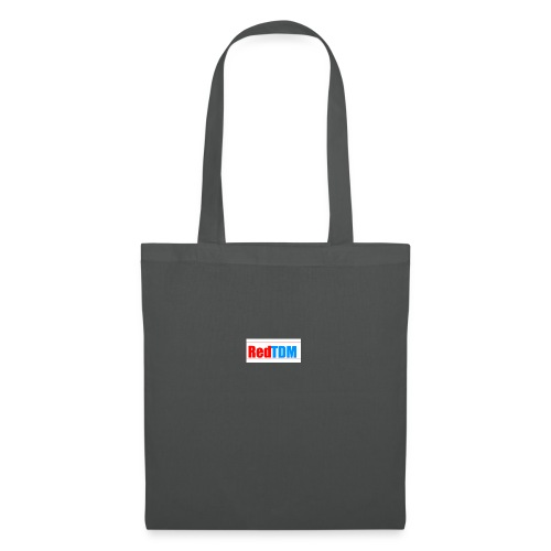 RedRed TDMBlue - Tote Bag
