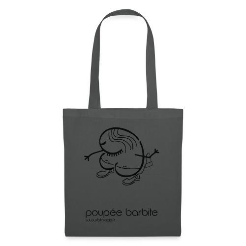 POUPEE BARBITE - Tote Bag