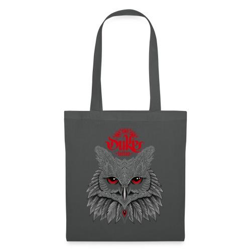 Mehndi Owl by Gideon - Tas van stof