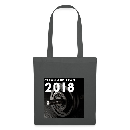 Clean and Lean 2018 - Tote Bag