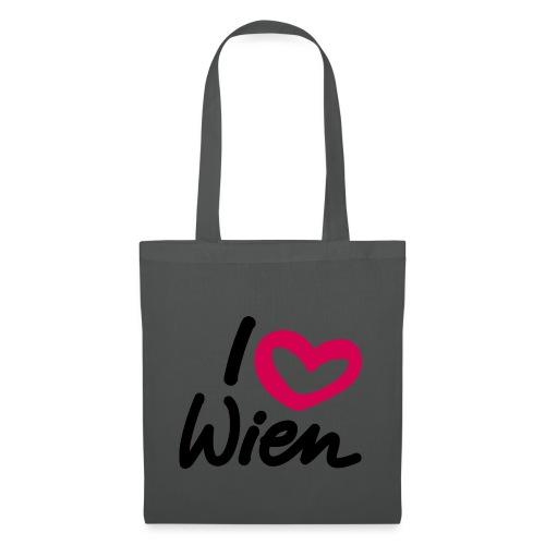 I love Wien. - Stoffbeutel