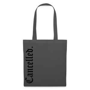 King - Cancelled - Tote Bag