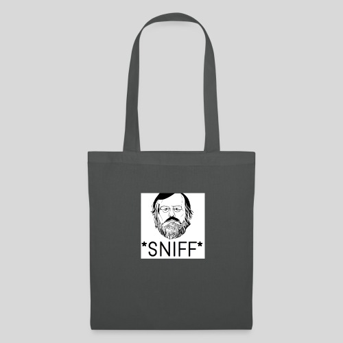 Zizek Sniff - Stoffbeutel