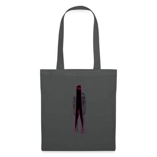 Figure Censor Mask - Tote Bag