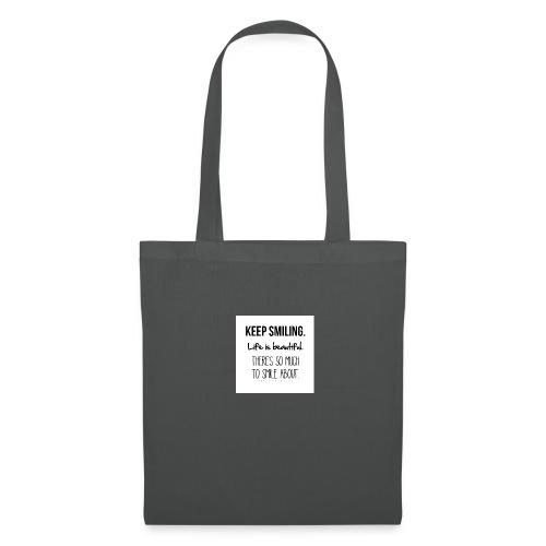 smileing - Tote Bag
