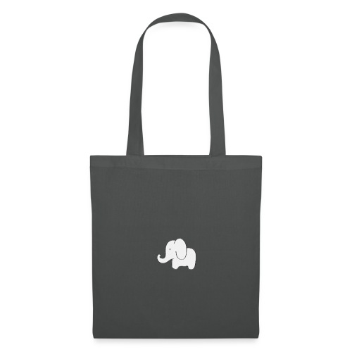 Little white elephant - Tote Bag