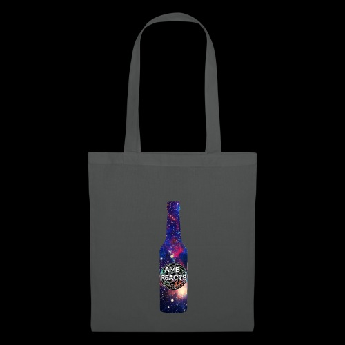 Space beer bottle logo - Tote Bag