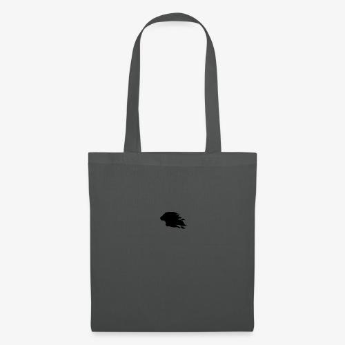 PR3DATOR (Half Logo) [Black] - Tote Bag