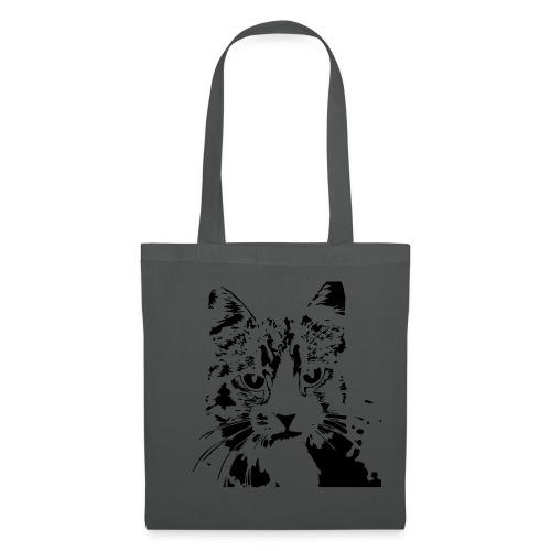 gatto - Borsa di stoffa