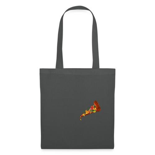 piece of pizza - Stoffbeutel