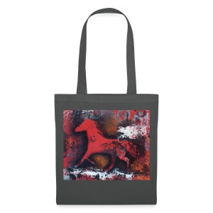 Cheval Rouge - Tote Bag