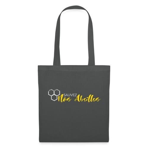 SAUVEZ NOS ABEILLES - Tote Bag