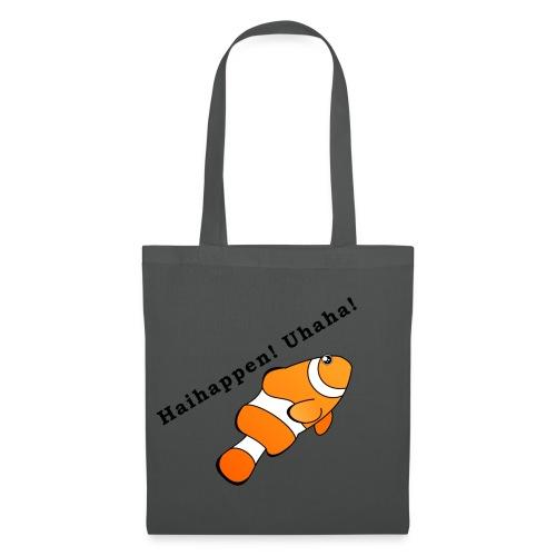 Haihappen! Uhaha - Findet Nemo Mutprobe - Stoffbeutel