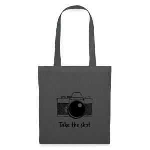 Take the shot - Tas van stof