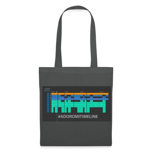 TIMELINE - Bolsa de tela