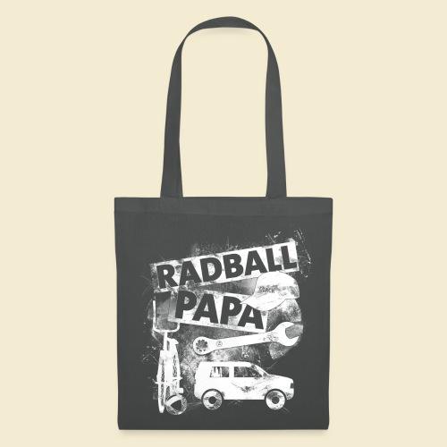 Radball   Papa - Stoffbeutel