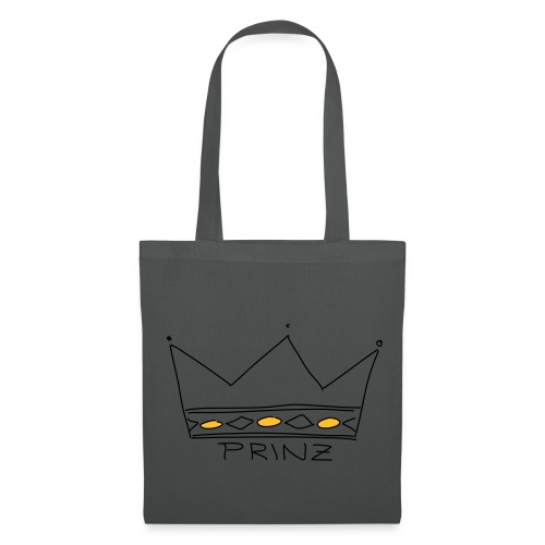 Krone Prinz - Stoffbeutel