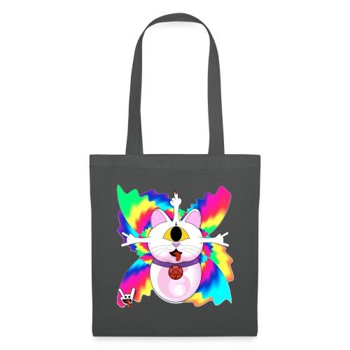 Chat diabolique - Tote Bag