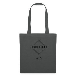HUSTLE - Tote Bag