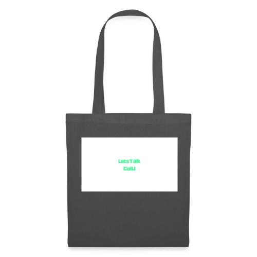 LetsTalk ColU - Tote Bag