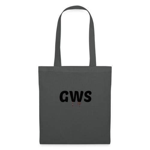 GWS blood loga - Tygväska