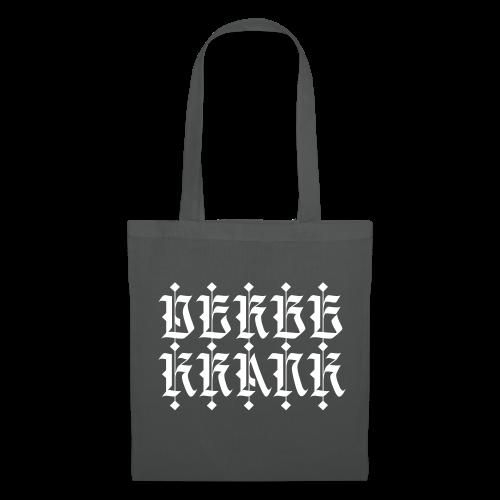DERBE KRANK - Stoffbeutel