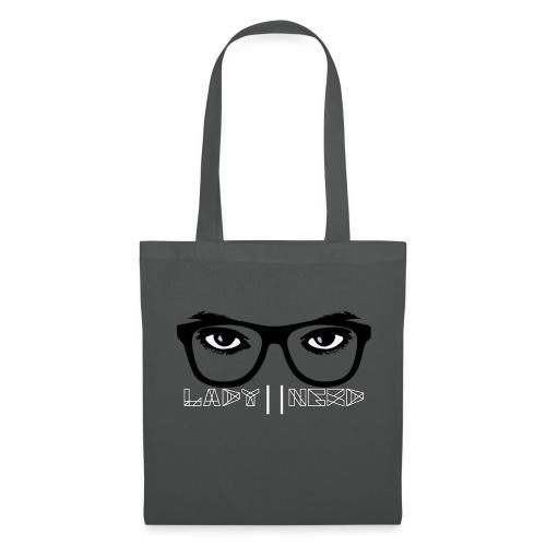 Lady Nerd - Tote Bag
