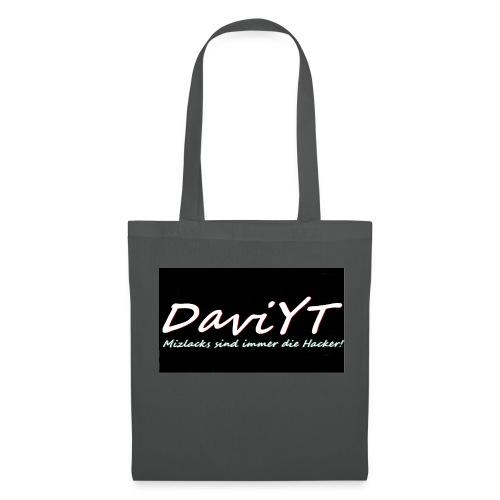 DaviYT Merch - Stoffbeutel