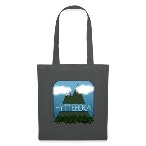 Hytteboka - Stoffveske
