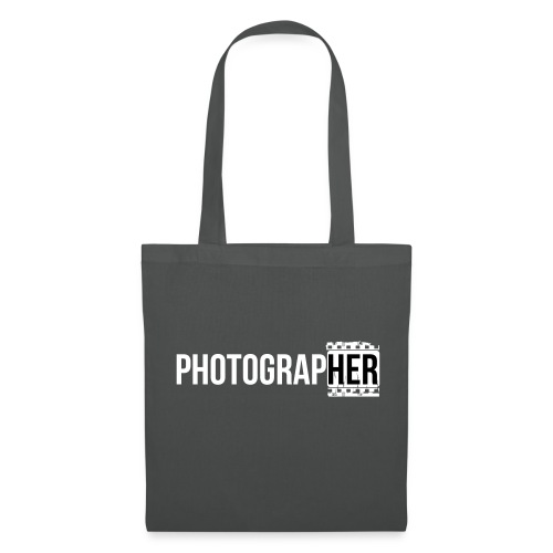 Photographing-her - Tote Bag