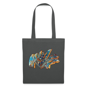 Srow wildstyle sensation 1 - Tote Bag