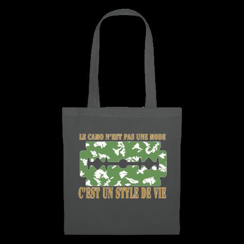 camolife3 - Tote Bag