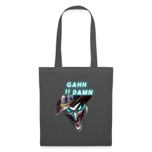 Gahh Damn / Twisted Clone Logo (Limited Edition) - Tote Bag